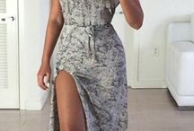 All Dressed Up / Dressy women fashion.