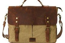 Men'bags / Canvas bags