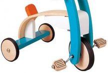 PlanToys / ของเล่นเสริมพัฒนาการเด็ก ผลิตจากไม้และสีปลอดสารพิษ