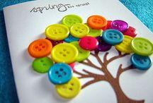 árvore dos botões