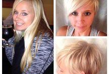 Frisuren / So will ich die Haare