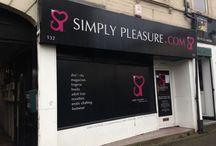 Simply Pleasure Derby / 132 London road, Derby, DE1 2SR 01332 297 469 Derby@Simplypleasure.com