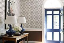 Entry / by Rebecca Loewke Interiors