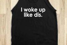 T-shirts ❤️