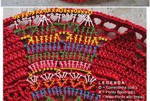 crochet - charting a pattern