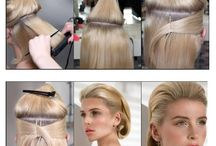 Hairstyle  / by Anna Laura Kinney