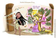 Pocket princesses ❤️