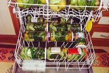 Bulaşık makinesinde turşu yapimi