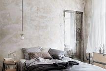 Bedroom / Bed spread ideas