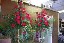 Mitzvah Arrangements by Apple Blossoms