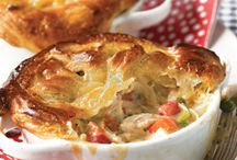 Food Casseroles & One Pan Dishes