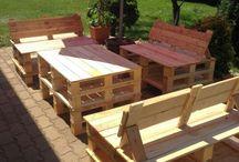 Dřevo výrobky