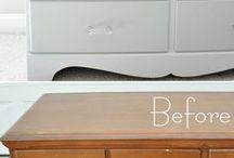 DIY - Furniture Refinishing