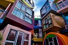 Beautiful Architecture Everywhere!