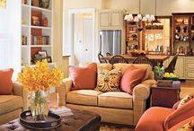 Living room / by EBL Food Allergies