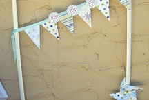 party decor / by Crissy's Crafts