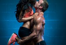 Couples Fitness Photos