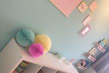 Félicia's New kidsroom