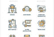 servis - Historie zákazníka