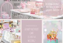 Confetti taarten / Webshop in leuke en heerlijke taarten
