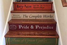 Home Decor for Bookworms