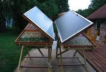 DIY-SOLARPANEL Dehydrator