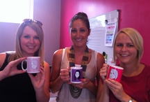 Drink anyone? / Our personalised mugs ensure the team never get our drinks wrong again!