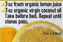 Home Remedies / Home Remedies for all kinds of things!