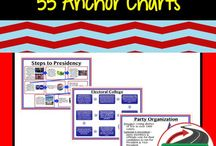 Civics Government Anchor Charts