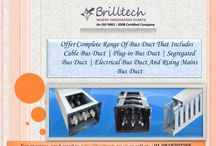 Rising Mains Bus Duct / Brilltech Engineers Pvt. Ltd is one of the popular rising mains bus duct manufacturers, suppliers, and exporters of India. These are widely used in high-rise buildings, towers and many other places. Our products are high durability, reliable in nature, have a long life, and required less maintenance than any other similar product available in the market.