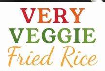 Vegetarian receipes