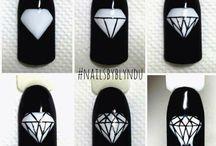 nail diament
