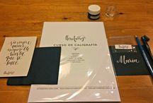 Caligrafia & Lettering