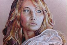 Filipovics Art (my colored pencil/graphite drawings) / Here you can see my drawings!! :)