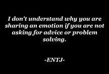 ENTJ personality
