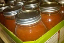Canning, Fermenting, Dehydrating / Preserving food for storage