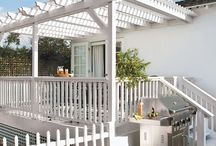 Outdoors and Garden / Deck upgrades, trees, shrubs, and plants.