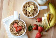 Healthy breakfast & Sağlıklı Kahvaltı / Sağlıklı kahvaltı alternatifleri neler olabilir?