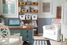 Stanza creativa / Craft room