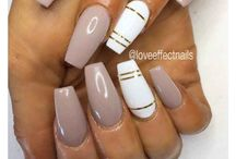 Fashion nail and nail art design