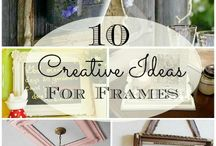 Crafts: Framed & Canvas Art / by Time With Thea