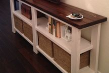 console table diy projects