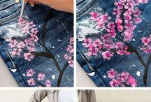 jeans for production