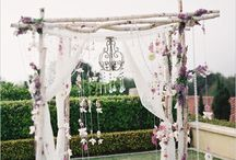 Wedding alter