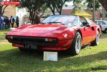 Ferrari 308 GTS / Encontros de Carros