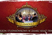 Książ Castle - high school proms