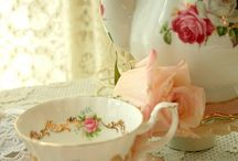 ~ Time for Tea ~ / Time for TEA.... / by Cynthia Rose Rose