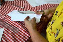 Vídeos de costura e modelagem