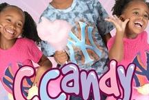 CCandy Clothing / CCandy Clothing, Urban Sportswear for Kids. Designed by Amber Sabathia.