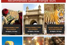 Incredible Golden Triangle Tours / India's Golden Triangle tours with Amazing OFFERS!! Fixed Group Departures